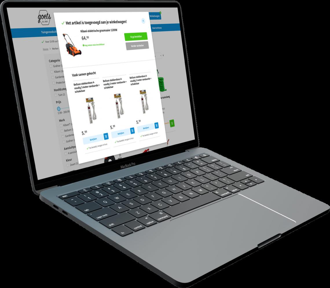 Macbook-Modal